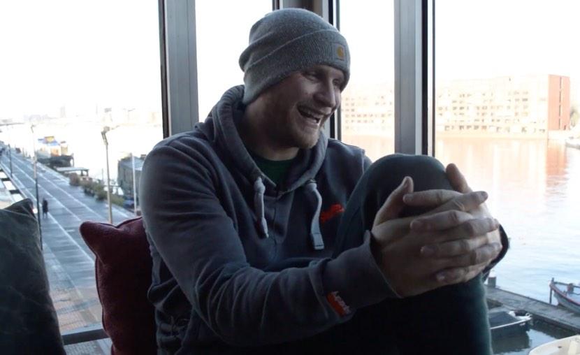 Meet Maarten our member at CrossFit Vastberaden