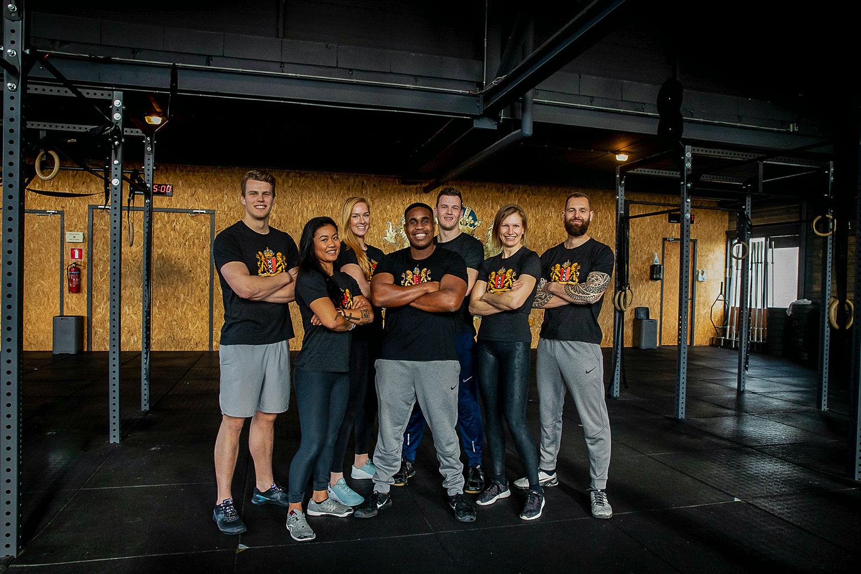 Vastberaden CrossFit Team Amsterdam-Oost