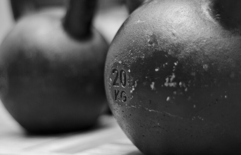 Vastberaden Stories - Dumbbell & Kettlebell Home programming! (Week 5)