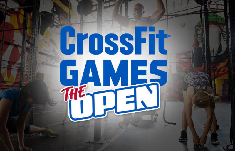 Vastberaden Stories - The CrossFit Open 2021 is here!